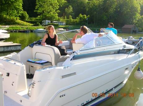 Boote chartern